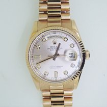 Rolex Day Date Pink Gold