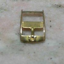 Omega vintage gold plated buckle 14 mm