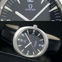 歐米茄 (Omega) Seamaster Cosmic Winding Steel Unisex Watch Ref. ...