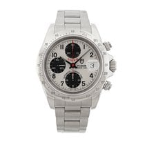 Tudor Tiger Chronograph Panda Edition Watch  79280