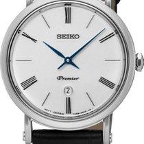 Seiko Premier SXB431P1 Damenarmbanduhr Klassisch schlicht