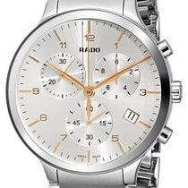 Rado Men's R30122113 Centrix XL Chronograph Watch