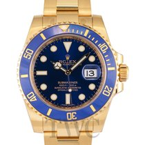勞力士 (Rolex) Submariner Blue Dial - 116618