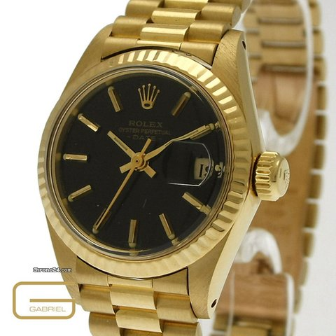 Rolex Lady Date 18K.Gelbgold
