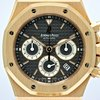 Audemars Piguet Royal Oak Chronograph mit Box und Papie...