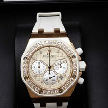 Audemars Piguet 26048OK Royal Oak Offshore Lady 18K Pink Gold...