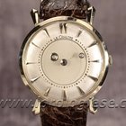 Jaeger-LeCoultre Galaxy Mystery Dial Vintage 14 Kt. Sol...