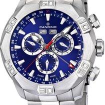 Candino Sport C4477/2 Herrenchronograph Swiss Made