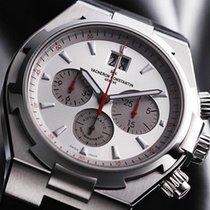 Vacheron Constantin [NEW] Overseas Chronograph Silver Dial...