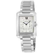 Cartier Ladies W4TA0004 Tank Anglaise Watch