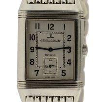 Jaeger-LeCoultre Reverso Grande Taille 270.8.62 Steel Manual...