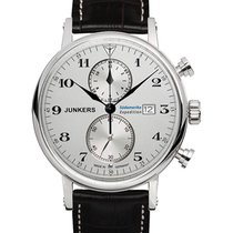 Junkers South America Expedition Swiss Quartz 41mm Chrono...