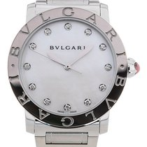 Bulgari Bvlgari 37 Automatic Steel