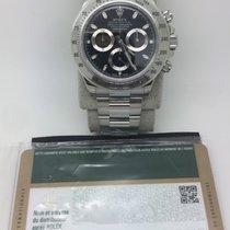 Rolex 116520 Daytona Black dial 2014 Random With Guarantee Card