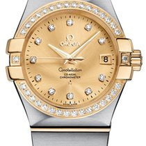 Omega Constellation Co-Axial Automatic 35mm 123.25.35.20.58.001
