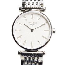 Longines La Grande Stainless Steel White Quartz L4.209.4.71.6