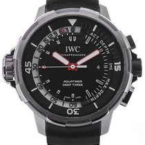 IWC Aquatimer Deep Three 46 Automatic Rubber