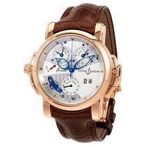 Ulysse Nardin Sonata Cathedral Silver Dial Automatic Men's...