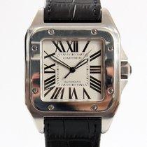 Cartier Santos 100 XL Steel