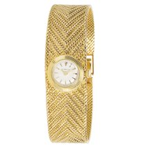 Gübelin Vintage Women's Watch in 18K Yellow Gold