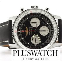 Breitling NAVITIMER 01 BLACK AB012012 / BB01 / 435X NEW