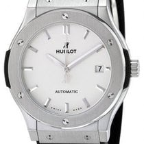 Hublot 511.NX.2611.LR Classic Fusion 45mm in Titanium - On...
