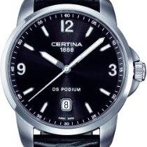 Certina DS Podium C001.410.16.057.01 Elegante Herrenuhr Sehr...