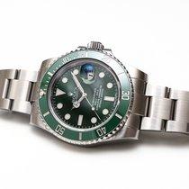 """Rolex Submariner Date Verte Céramique """"Hulk"""""""