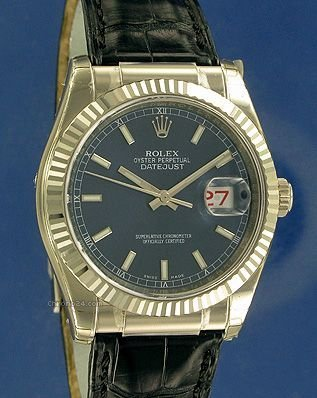 Rolex Datejust White Gold !!NEW!!