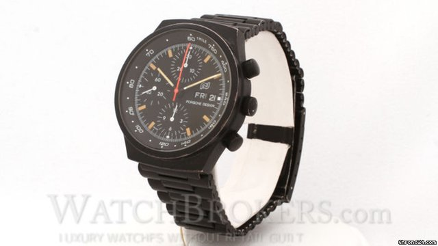 Porsche Design Vintage Day Date Chronograph