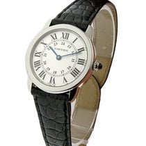 Cartier W6700155 Ronde Louis Cartier - Small Size - Steel on...