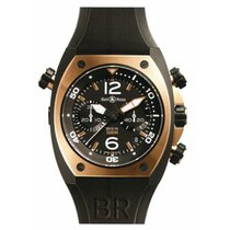 Bell & Ross BR 02-94 ROSE Gold & Carbon NEU mit Box +...