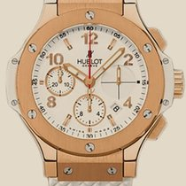 Hublot Big Bang 41 MM Red Gold White