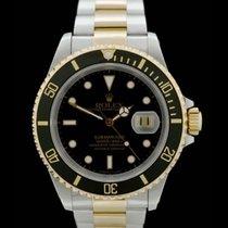 Rolex Submariner Ref.: 16613  Box/Papiere - Bj.: 11/1993 - AAW