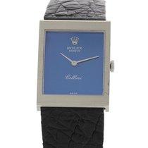 Rolex Men's Vintage Rolex Cellini 18K White Gold 4014