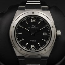 IWC Ingenieur - Stainless Steel - Black Dial - 3227 - Complete...