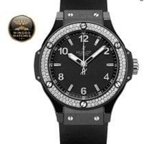 Hublot - Big Bang Diamonds Black Magic