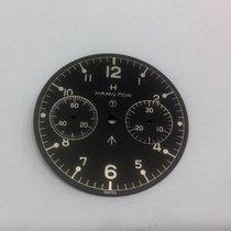 Hamilton Dial for chrono BRITISH MILITARY RAF