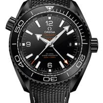 Omega Planet Ocean 600m Co-Axial Master Chronometer GMT 45.5mm...