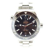 Omega Seamaster Planet Ocean 600 M Co-Axial