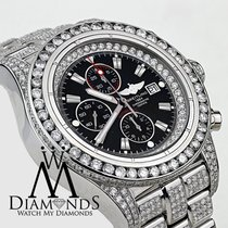 Breitling Men's Diamond Breitling Super Avenger Watch...