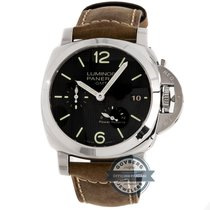 Panerai Luminor 1950 3 Day GMT PAM 537
