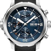 IWC Aquatimer Chronograph Expedition Jacques-Yves Cousteau