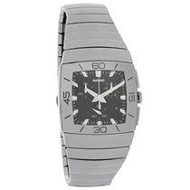 Rado Sintra Mens Platinum Ceramic Chronograph Quartz Watch...
