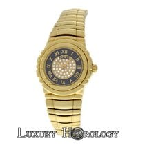 Piaget Ladies Piaget  16031 M 401 D 18K Yellow Gold Diamond
