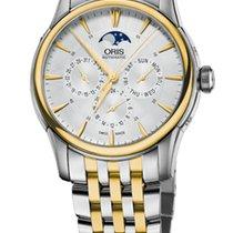 Oris Aretelier Complication 2014 Gold Steel