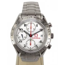 Omega Olympic Collection Chronograph Date
