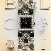 Bulgari Bvlgari Lucea Lady 18k White Gold Diamonds
