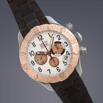 Zenith El Primero Defy Classic bi-metal automatic chronograph