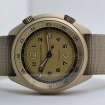 Hamilton Khaki Navy GMT Automatik